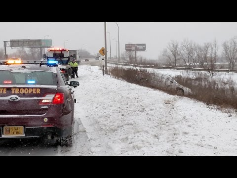 Be Prepared: Winter Weather Driving Advice