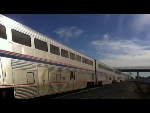 Extra and Private Cars on Amtrak