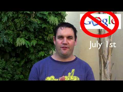 Google Reader closes and Youtube Capture