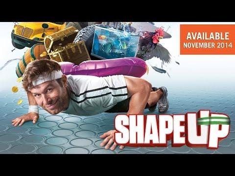 Shape Up - E3 2014 Announce Trailer [NORTH AMERICA]