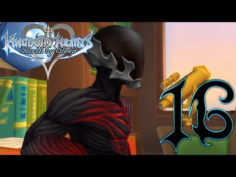 Kingdom Hearts Birth By Sleep Gameplay Walkthrough Part 16 Ventus (Let's Play)