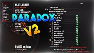 FREE /Ps3/Bo2/1 19] (FiX Freeze) SPRX Paradox v2 Non-Host Mod Menu