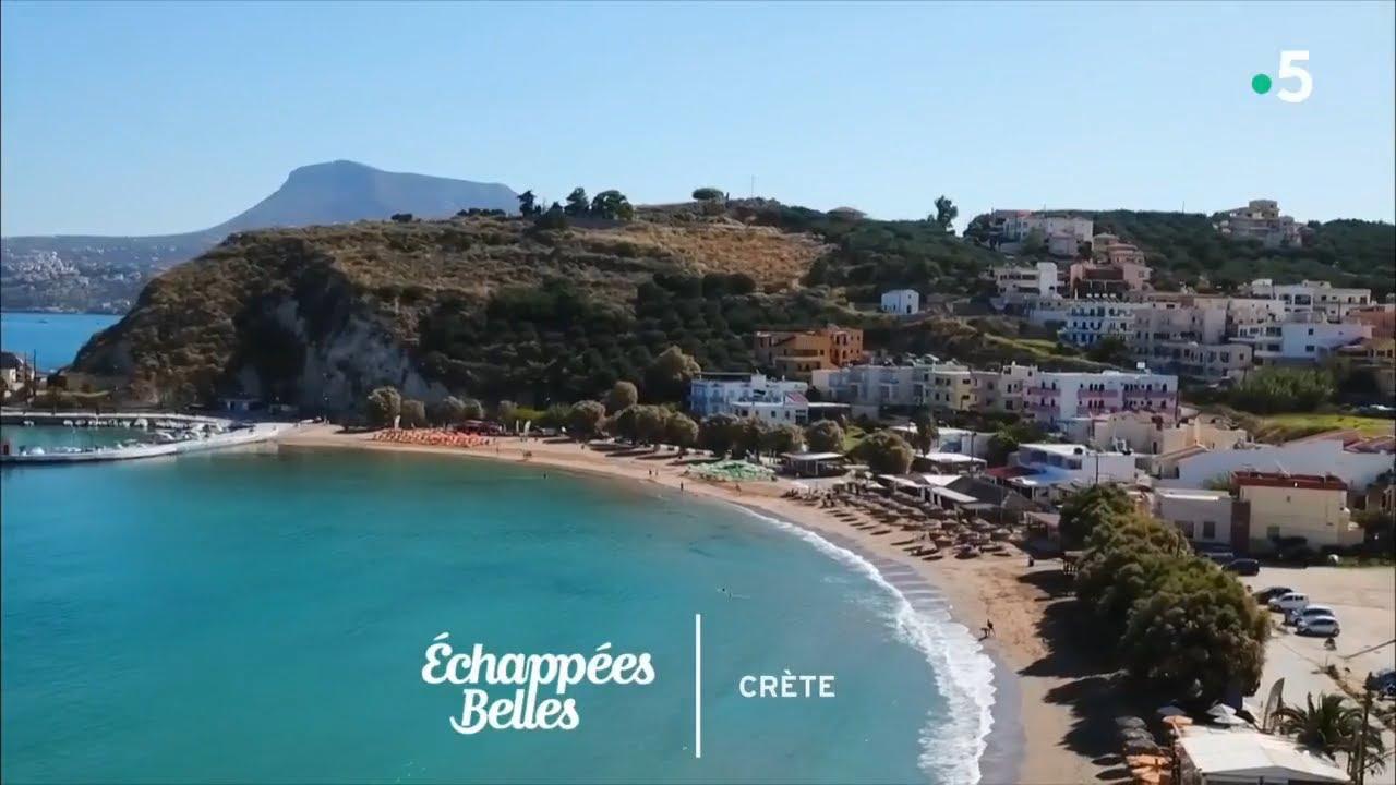 Escale en Crète - Échappées belles