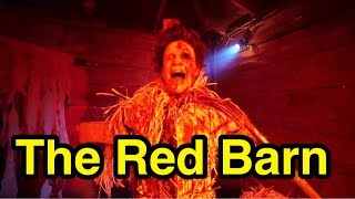 The Red Barn - Knott