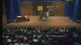 #x202b;مسرحية ليبية - سوبر ستار بين البرازيل و بوجرار#x202c;lrm;