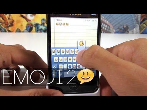 Emoji2 - Brand New Emoji's for your iPhone/iPad/iPod!