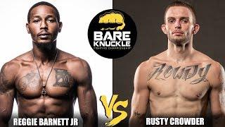 Download BKFC 5: Barnett vs. Crowder   Lightweight Quarter-Finals Video