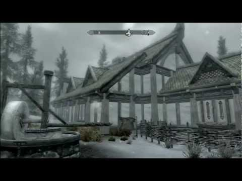 Skyrim Hearthfire | Heljarchen Hall | Complete & Furnished | Stone Quarry & Clay Locations