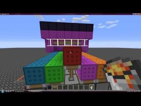 [Tuto] minecraft rainbow runner 1.8 HD