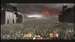 Lord Of The Rings - The Return Of The King Tv Ad