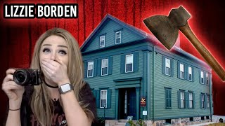 I Caught Something CHILLING At the LIZZIE BORDEN House