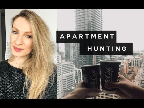 CONDO HUNTING IN DOWNTOWN TORONTO | MON MODE