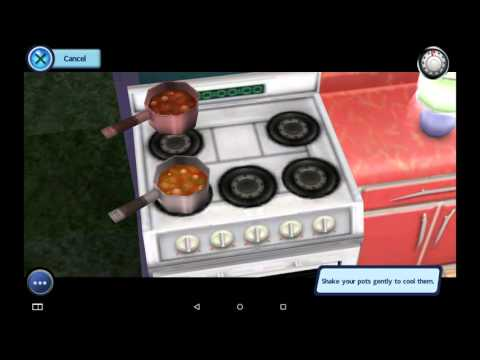 Sims 3 #2 Ham and Eggs