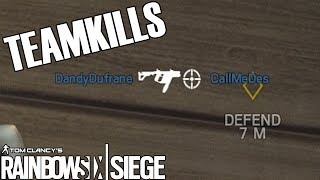 """""""Why Are You Mean To Andy"""" - Rainbow Six Siege"""