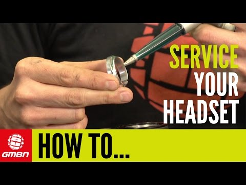 How To Service Your Mountain Bike Headset