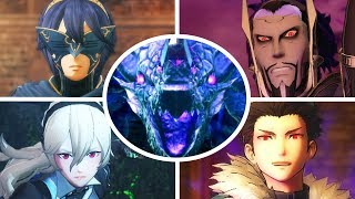Fire Emblem Warriors - All Bosses & Ending