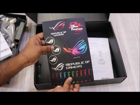 ASUS ROG Strix Z370-F GAMING Motherboard   8th gen Motherboard Unboxing and Review