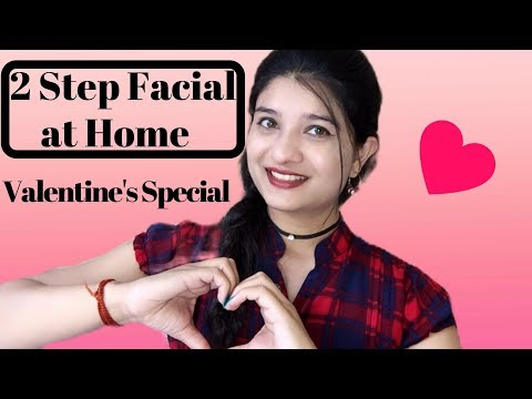 Coffee facial in Hindi | Easy 2 step coffee facial for glowing skin | Get clean & clear skin | AVNI