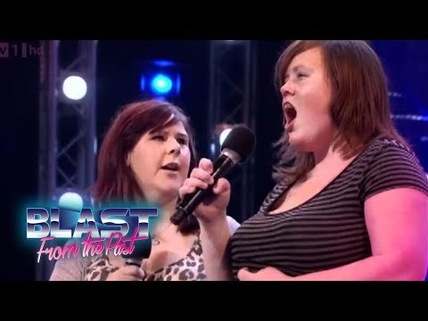 BEST FRIENDS FIGHT & ARGUE with X FACTOR judges! ABILISA AUDITION!