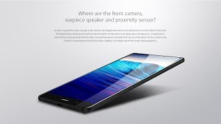 UMIDIGI Crystal 5.5 inch 4GB RAM 64GB ROM MTK6750T Octa core 4G Smartphone
