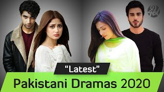 Top 10 Latest Pakistani Dramas 2020 | Must Watch