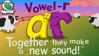 Nessy Reading Strategy | The Sound 'AR' | Learn to Read