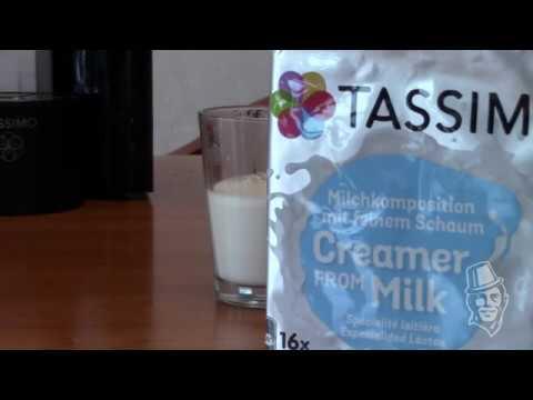 Creamer From Milk For Tassimo