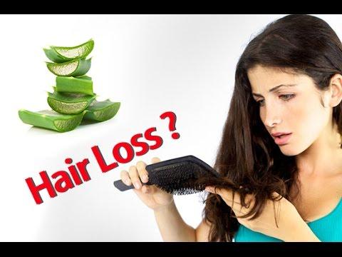 How to use Aloe Vera for Hair Loss