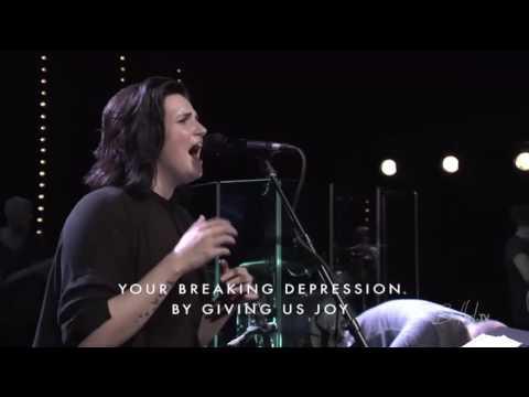 Breaking Depression (spontaneous) - Amanda Cook