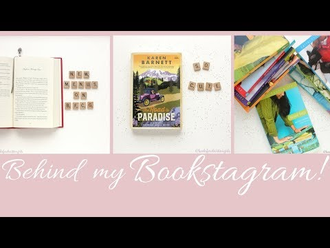 Behind the Bookstagram