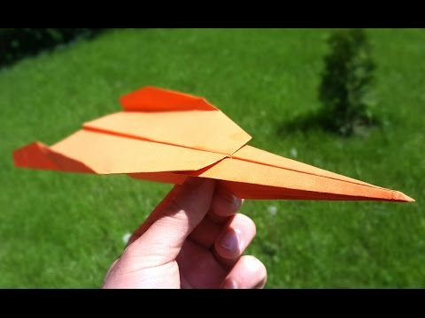 How to Make a Paper Airplane | BEST Paper Planes in the World