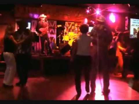 Dancing at the Maverick