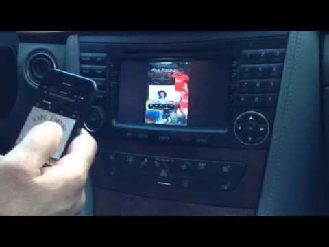In Car Wifi Mirror hotspot that works with all smart phones