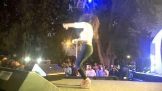 Neha Kakkar at Shivaji College