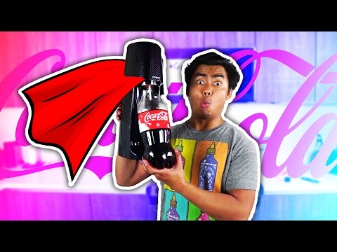 DIY How To Make SUPER COCA COLA!
