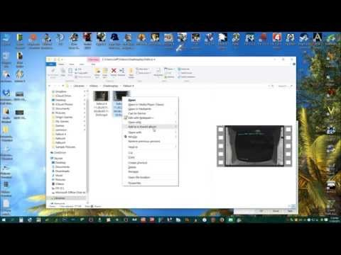 How To Open MP4 in Windows Movie Maker - Windows 10