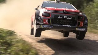 WRC Rally Finland 2018