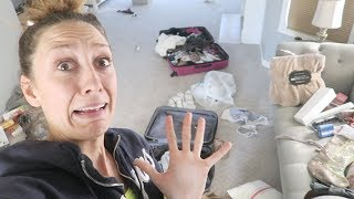 How To Clean A Crazy Messy House!!   Tackle Overwhelm!