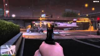 Grand Theft Auto V Michael Get Away