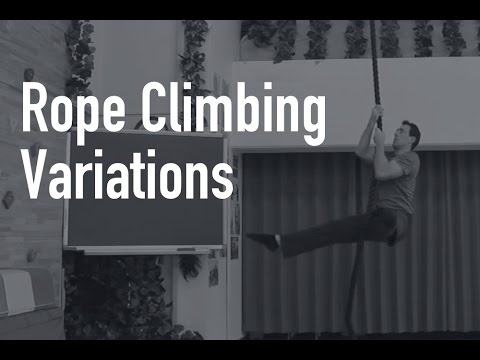 10 Unique Rope Climb Exercise Progressions for Practical Strength Training