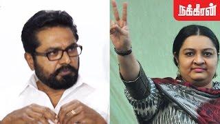 யாரு தீபா ? Sarathkumar comments of Jayalalitha