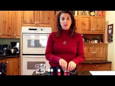 Young Living Essential Oils DIY: Body/Linen/Room Sprays
