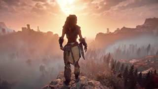Horizon Zero Dawn | official launch trailer (2017)