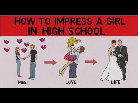 how to impress a girl in high school in hindi ( ladki patane ke tarike ) ladki ko kaise impress kare