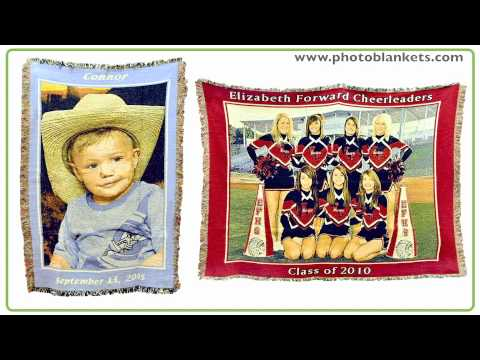 An Afghan Photo Blanket is Remarkably Different From A Tapestry Throw