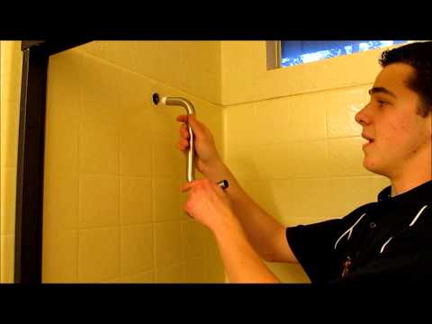 Jarvis Raises Shower Head with S Pipe