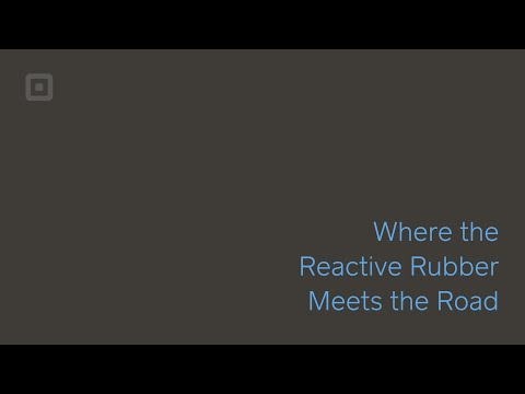 Enabling Android Teams: Where the Reactive Rubber Meets the Road by Ray Ryan