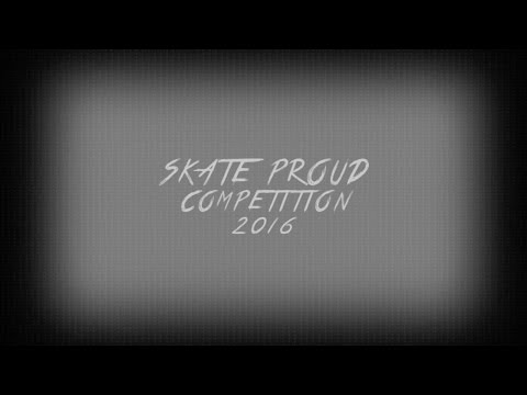 Skate Proud Competition 2016 - Pontianak