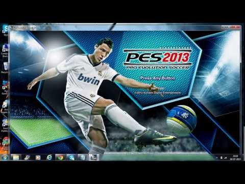 PES 2013 How to transfer any player to your team in Master League ...No survey