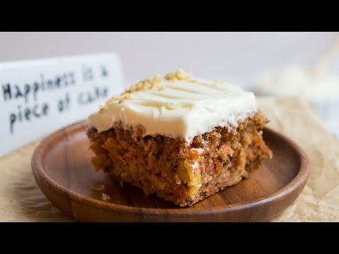 The Best Carrot Cake with Cream Cheese Frosting  - Hot Chocolate Hits